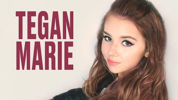 Tegan Marie - Pop Country for all ages!