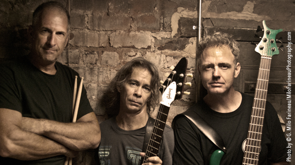 Tim Reynolds & TR3 - Dave Matthews' guitarist and longtime collaborator