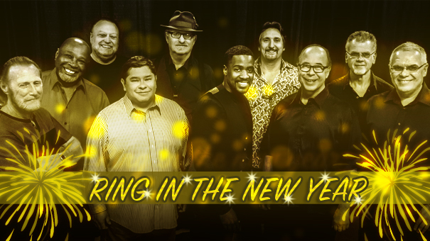 Tower Of Power - New Year's Eve Party  (late show)