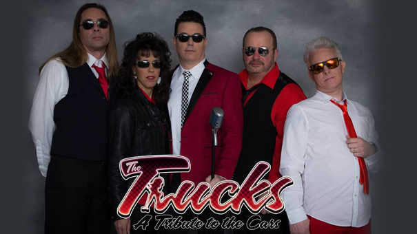 The Trucks - The Ultimate Tribute to The Cars