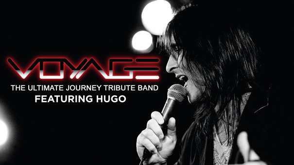 "Voyage – The #1 ""Journey"" Tribute Band in the World"