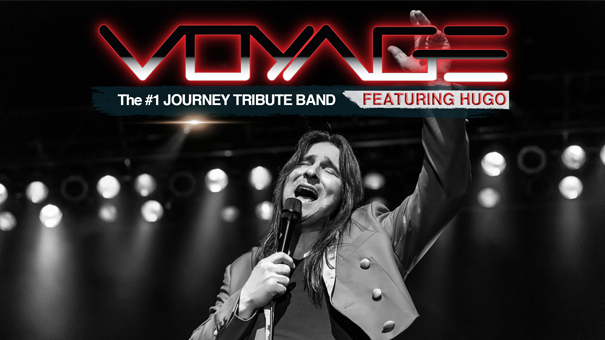"Voyage – The #1 ""Journey"" Tribute Show in the World"