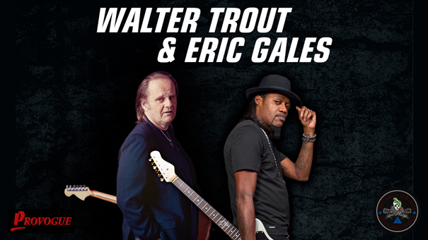 Walter Trout & Eric Gales