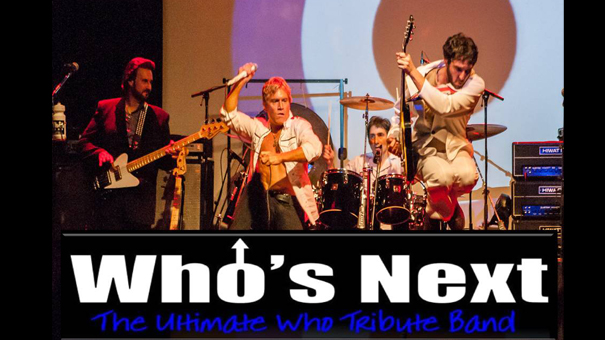 Who's Next - The Ultimate Who Tribute Band