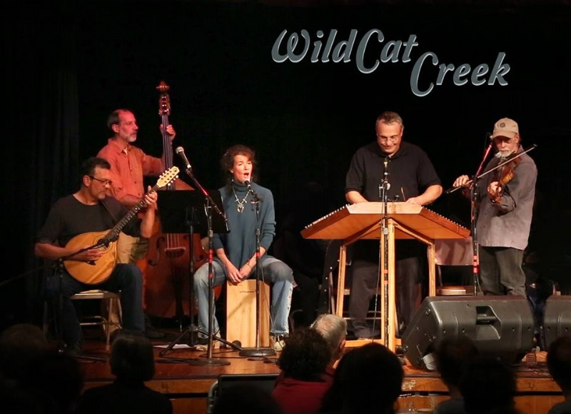 Sunday Sessions! Live music in the Norfolk Bistro  w/ Wildcat Creek