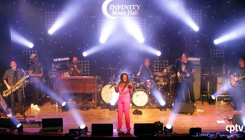 Galactic Infinity Hall Live TV Taping
